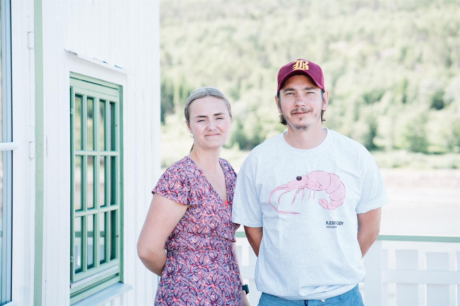 Vertskap på Kjerringøy Rorbusenter