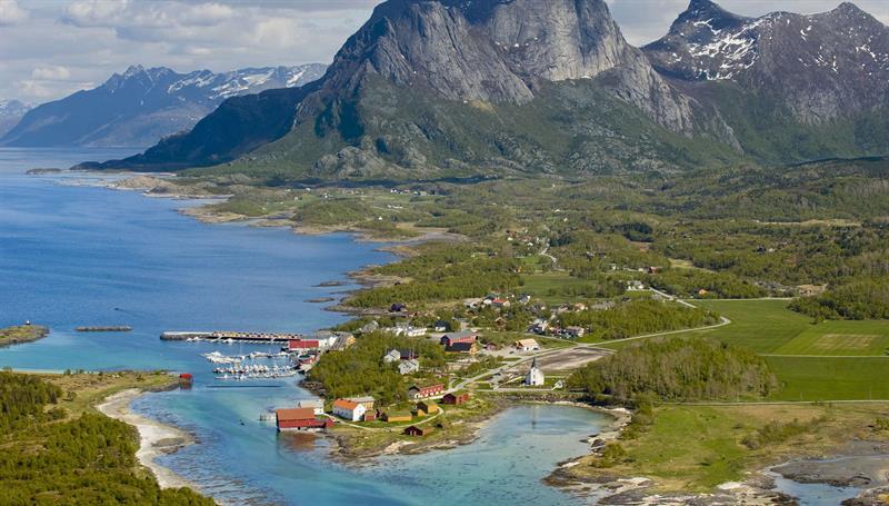 Handelssenter Kjerringøy Rorbusenter