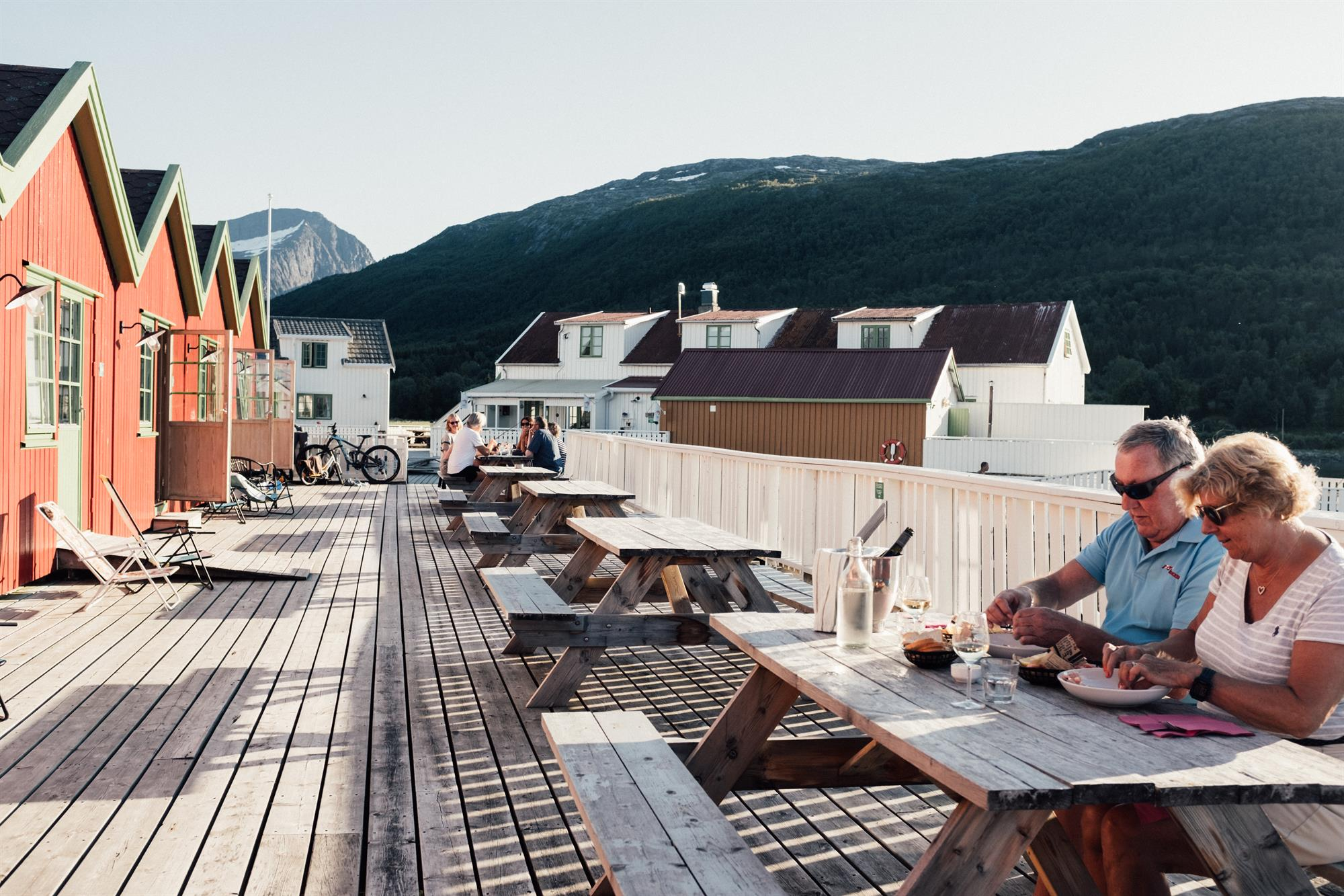 Kjerringøy rorbusenter kafé