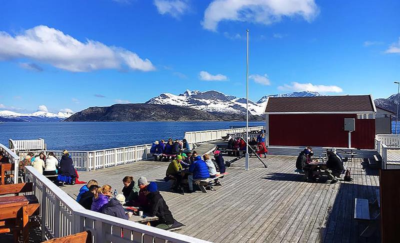 Kjerringøy rorbusenter restaurant
